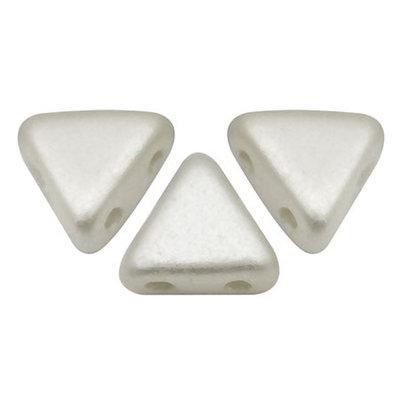 Perles par Puca® Khéops® kralen 6 mm Pastel White (10 gram)