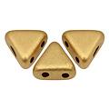 Perles par Puca® Khéops® kralen 6 mm Light Gold Matte (10 gram)