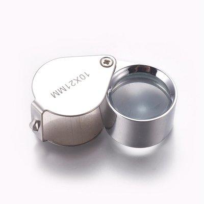 Juweliersloep 10x21 mm