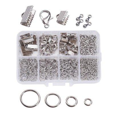 Starter setje basismateriaal voor sieraden maken