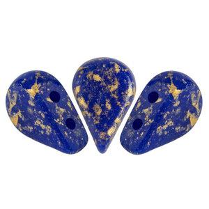 AMOS® PAR PUCA® kralen Opaque Sapphire Splash (10 gr)