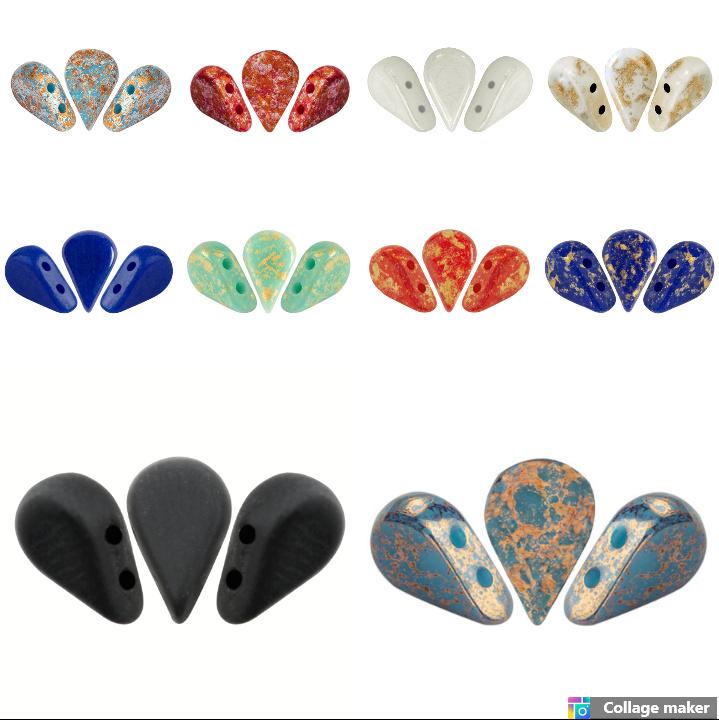 Les Perles Par Puca®  welke nieuwe kleur vind jij het mooist?