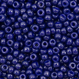 Miyuki rocailles 8/0 duracoat opaque dark navy blue 4494 (tube)