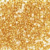Miyuki delica kralen 11/0 gold plated lined royal DB-2521 (tube 7,2 gr)