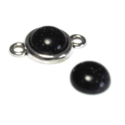 Goudsteen cabochon 12 mm (p/st)