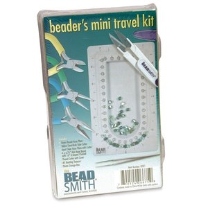 BeadSmith beader's mini travel kit