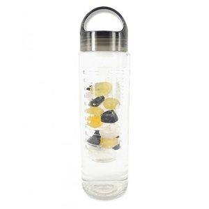 Drinkfles detox - edelsteenwater