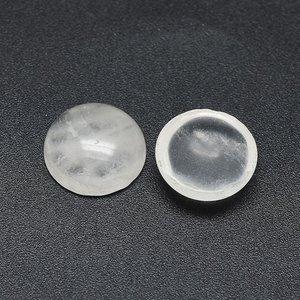 Bergkristal cabochon 12 mm