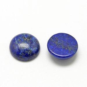 Lapis lazuli cabochon 12 mm