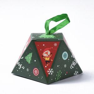 Cadeauverpakking Kerst (p/st)