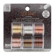 BeadSmith Wire elements - 16 gauge assortiments verpakking