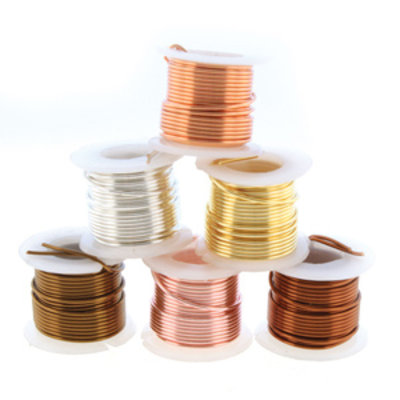 BeadSmith Wire elements - 20 gauge assortiments verpakking
