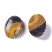 Jaspis - Bumblebee Jaspis cabochon 14x10 mm