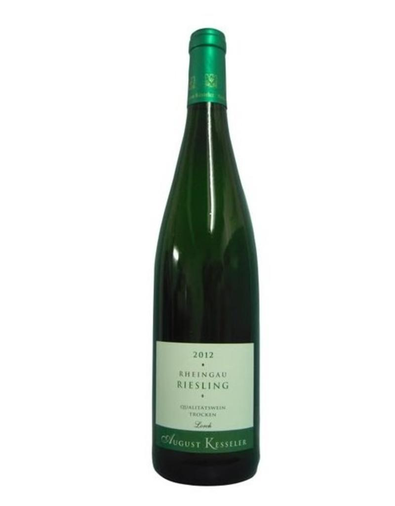 2016 - August Kesseler - Lorcher Riesling