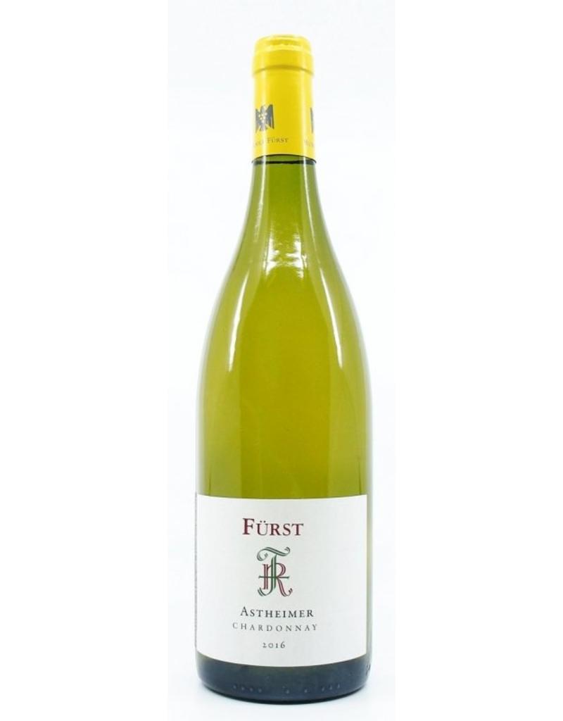 2016 - Fürst, Astheimer Chardonnay