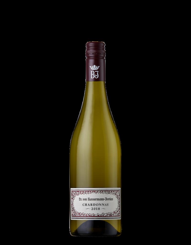 2018- Bassermann-Jordan, Chardonnay