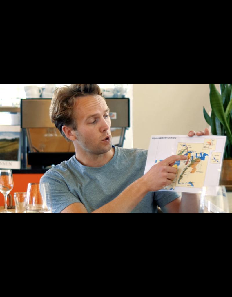 Online wijncursus  - HALF (1/2)
