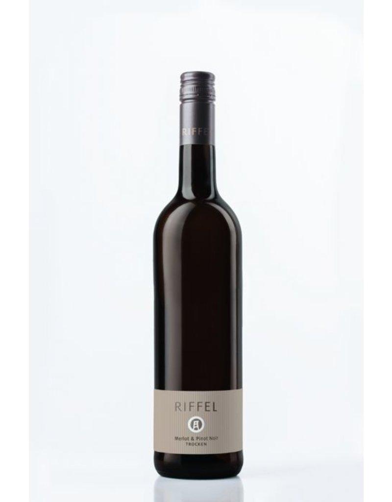 2018 - Riffel,  Merlot, Pinot noir