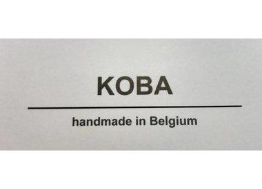 Koba handmade in Belgium