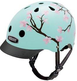Nutcase Nutcase street gen3 helmet  cherry blossom small 52-56 cm