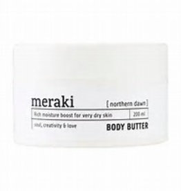 Meraki Meraki body butter Northern Dawn 200 ml