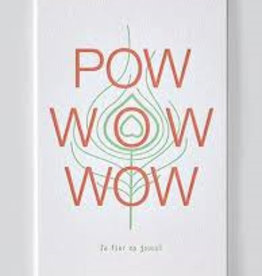 Papette Papette Enna greeting card with enveloppe pow wow wow
