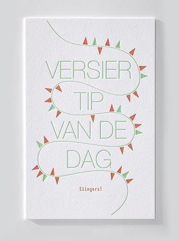 Papette Papette Enna greeting card with enveloppe versiertip van de dag