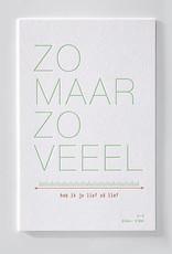 Papette Papette Enna greeting card with enveloppe zo maar zo veeel