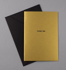 Papette Papette Golden years greetingcards gold thank you