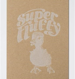 Papette Papette Lol greeting card with enveloppe  super fluffy
