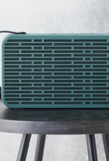 Kreafunk Kreafunk aSound stereo speaker army green