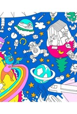 OMY Omy coloring poster 100 x 70 Cosmos