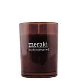 Meraki Meraki scented candle Scandinavian Gardens