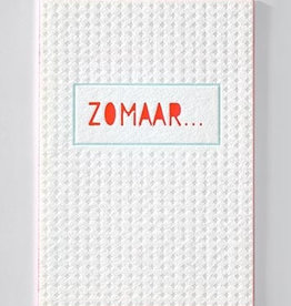 Papette Papette Gust Sparkle greeting card 'Zomaar'