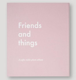Printworks Printworks photo album large 'Friends & things' 28.5 x 33 cm