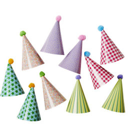 Rice Rice 10 paper cake decoration cones