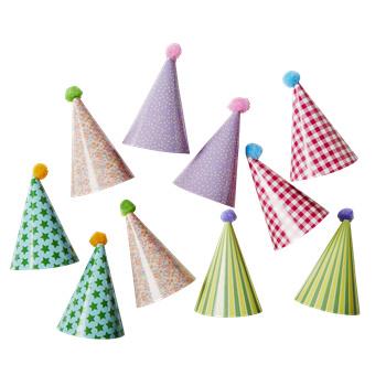 Rice Rice 10 paper cake decoration cones