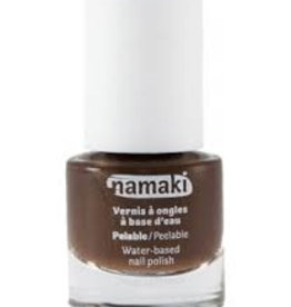 Namaki nail polish kids 7.5 ml brown