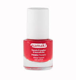 Namaki nail polish kids 7.5 ml coral red