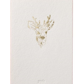 Papette Papette greeting card Gold Fever 'Bambi'