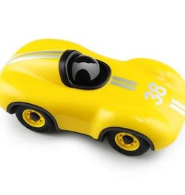 Playforever Playforever Speedy Le Mans yellow 17x8.8x6.2 cm