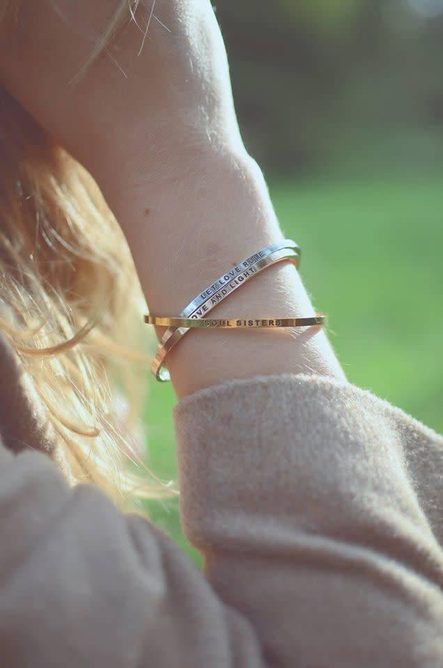 Your Prana Prana bracelet Live your dream