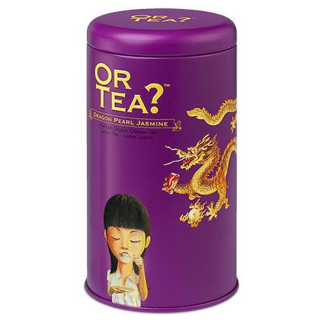 Or Tea? Or Tea? Tin canister Dragon Pearl Jasmine 75 gr