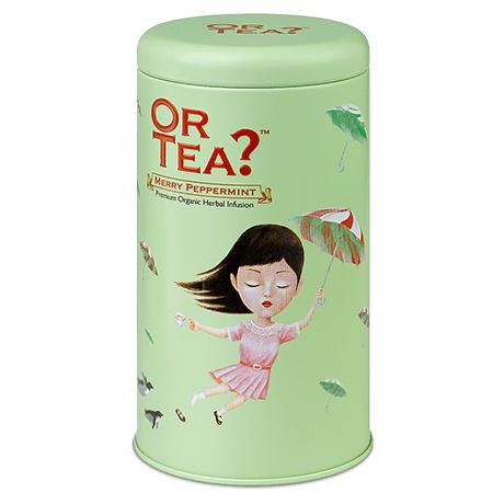 Or Tea? Or Tea? Tin canister Merry peppermint 75 gr