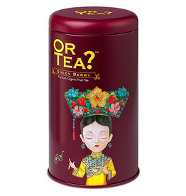 Or Tea? Or Tea? Tin canister Queen Berry 100 gr