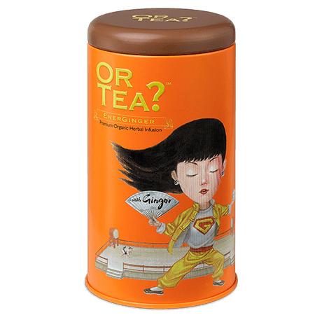 Or Tea? Or Tea?  tin canister Energinger 75 gr.