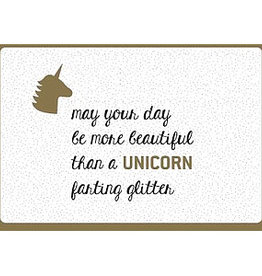 Enfant Terrible Enfant Terrible card + enveloppe 'may your day be more beautiful'
