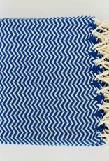 Bon Bini Bon Bini towel Chikitu navy