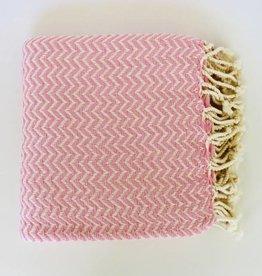 Bon Bini Bon Bini towel Chikitu pink