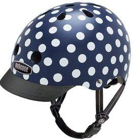 Nutcase Nutcase street gen3 helmet  navy dots small 52-56 cm